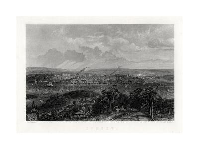 Sydney, Australia, 1883-G Greatbach-Giclee Print