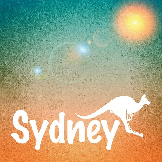 Sydney Australia-Wonderful Dream-Art Print