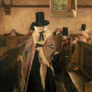 Salem, 1908 by Sydney Curnow Vosper