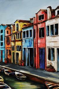 Canal Street by Sydney Edmunds
