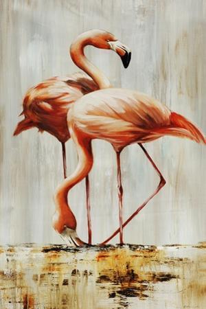 Flamingo V by Sydney Edmunds