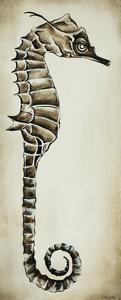 Seahorse II by Sydney Edmunds