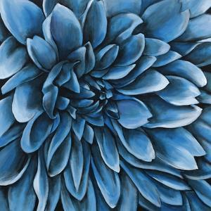 Turquoise Bloom by Sydney Edmunds
