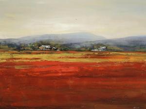 Vibrant Field II by Sydney Edmunds