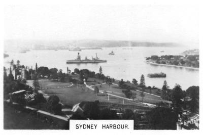 Sydney Harbour, Australia, 1928--Giclee Print