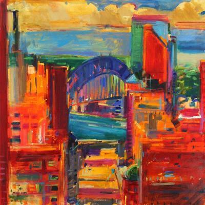 Sydney Harbour Bridge, 2012-Peter Graham-Giclee Print