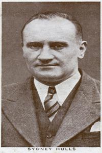 Sydney Hulls, British Boxing Promoter, 1938