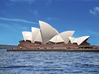 Sydney Opera House, Sydney, New South Wales, Australia-Miva Stock-Photographic Print