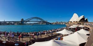 Sydney Opera House, Sydney, New South Wales, Australia