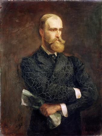 Portrait of Charles Stewart Parnell (1846-91) 1892