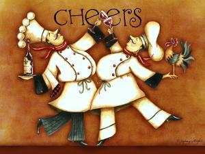 Chef's Cheers by Sydney Wright
