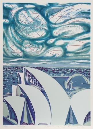 Sydney-Risaburo Kimura-Limited Edition