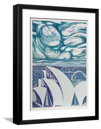 Sydney-Risaburo Kimura-Framed Limited Edition