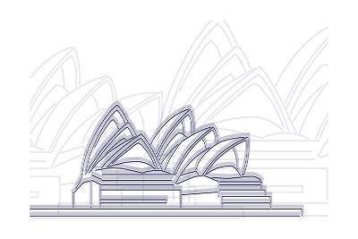 Sydney-Cristian Mielu-Art Print