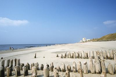 Sylt Beach-Hans Georg Roth-Photographic Print