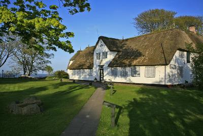 Sylter Heimatmuseum' (Local Museum) at Keitum (Village) on the Island of Sylt-Uwe Steffens-Photographic Print