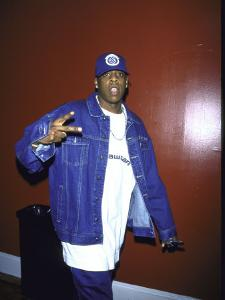 Rap Artist Jay-Z by Sylvain Gaboury