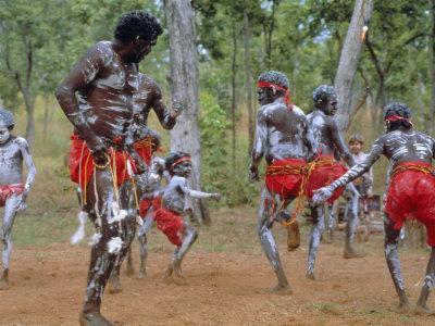 Aboriginal Dance, Australia
