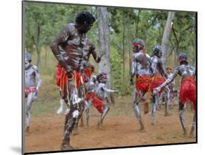 Aboriginal Dance, Australia by Sylvain Grandadam