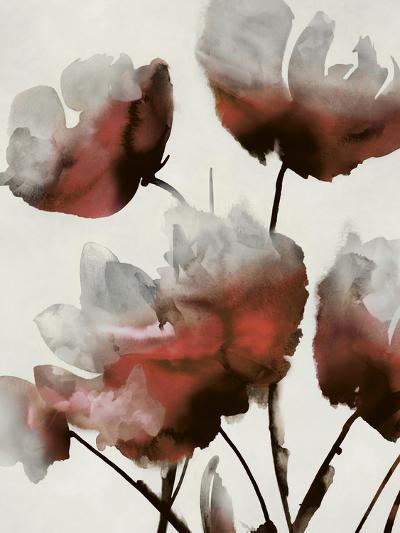Sylvan II - Rouge-Tania Bello-Giclee Print