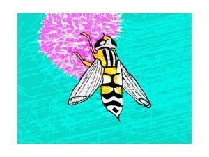 Beautiful Bug, 2019, by Sylver Bernat