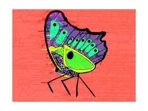 Beautiful Butterfly, 2019, by Sylver Bernat