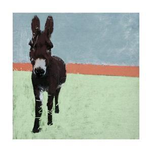 Sussex Donkey, 2019, by Sylver Bernat