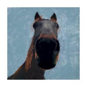 Sussex Horse, 2019, by Sylver Bernat