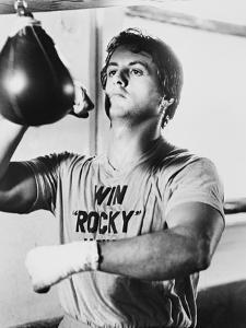 Sylvester Stallone, Rocky, 1976