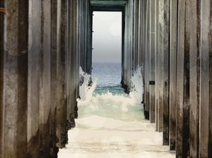 Boardwalk II by Sylvia Coomes