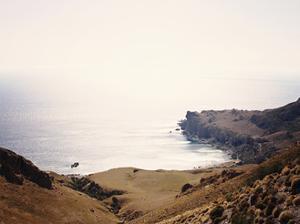 Crete Cove I by Sylvia Coomes