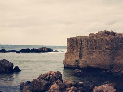 Mediterranean I by Sylvia Coomes