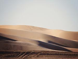 Sand Dunes I by Sylvia Coomes