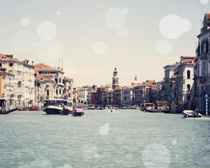 Venice Bokeh I by Sylvia Coomes