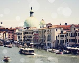 Venice Bokeh II by Sylvia Coomes