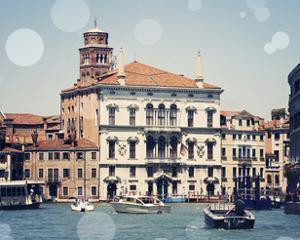 Venice Bokeh IV by Sylvia Coomes