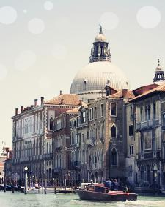 Venice Bokeh V by Sylvia Coomes