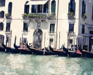 Venice Bokeh VI by Sylvia Coomes