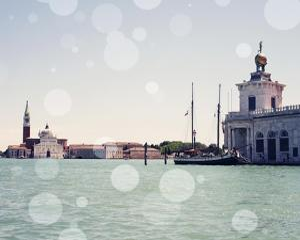 Venice Bokeh VII by Sylvia Coomes
