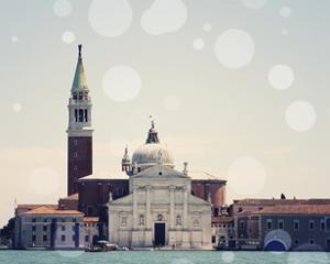 Venice Bokeh VIII by Sylvia Coomes