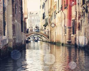 Venice Bokeh XIV by Sylvia Coomes