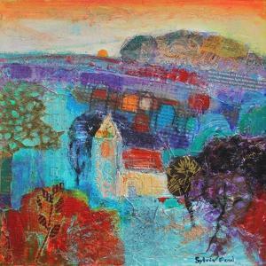As the Sun Goes Down 2013 by Sylvia Paul