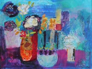 Blue Beyond 2013 by Sylvia Paul
