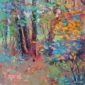 Capturing The Colour by Sylvia Paul