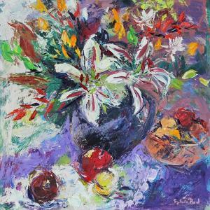 Fragrant Bouquet by Sylvia Paul