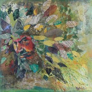 Green Man by Sylvia Paul