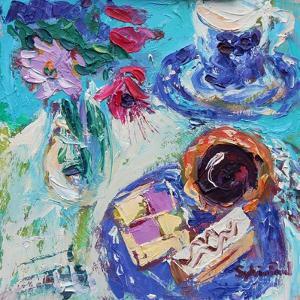 Jam Tart by Sylvia Paul