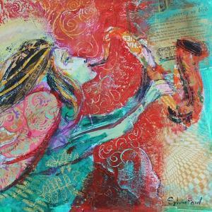 Jazz Angel by Sylvia Paul