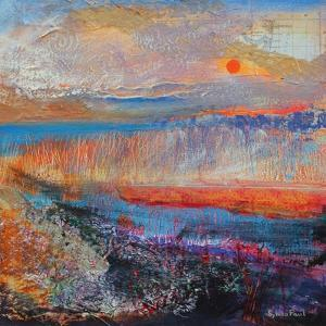 Marsh Sunset 2013 by Sylvia Paul