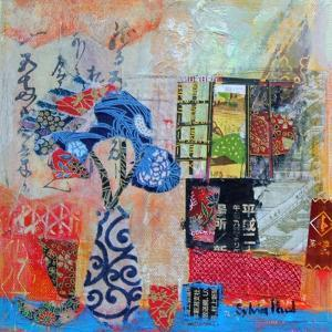 Oriental Interior by Sylvia Paul